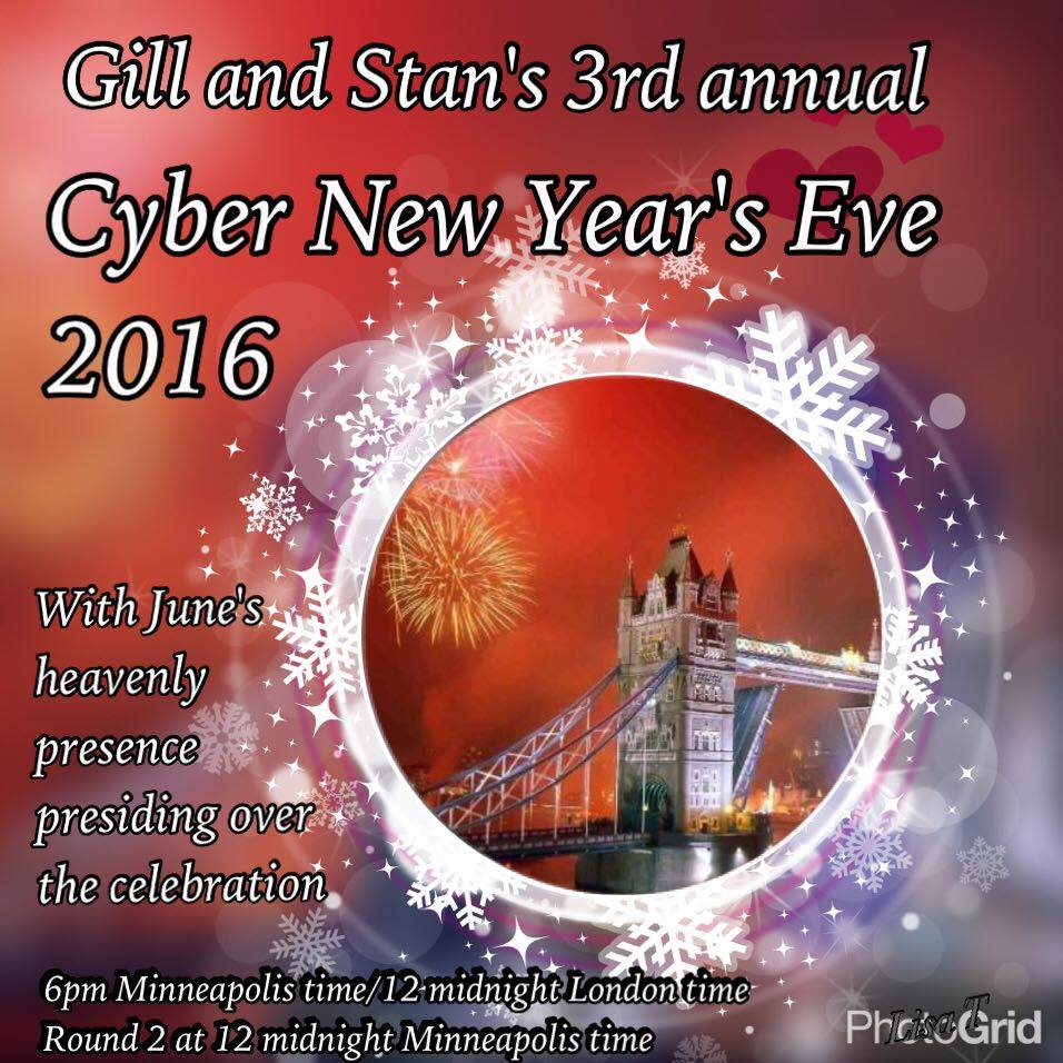 3rd Cyber New Years 2015-2016