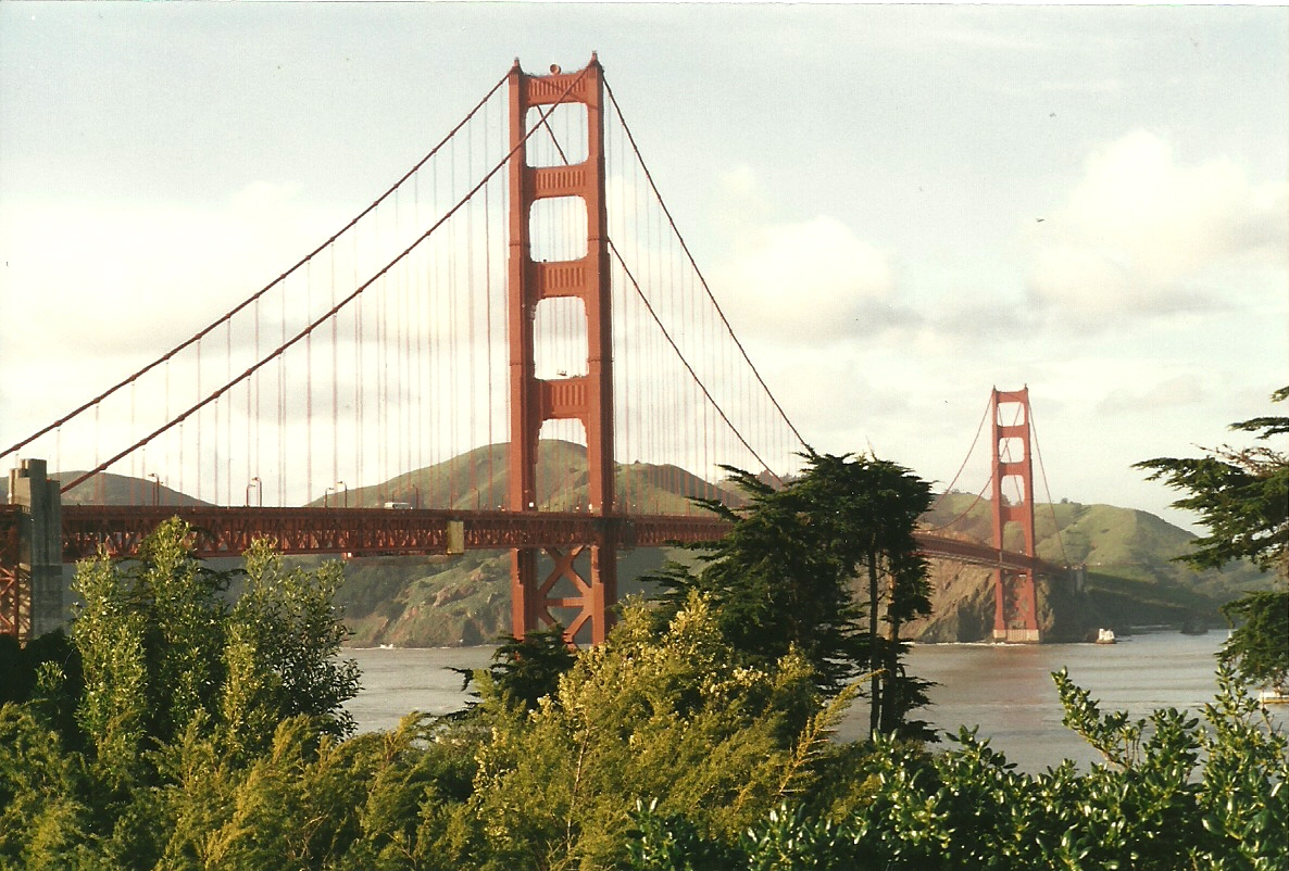 Golden Gate Bridge by June