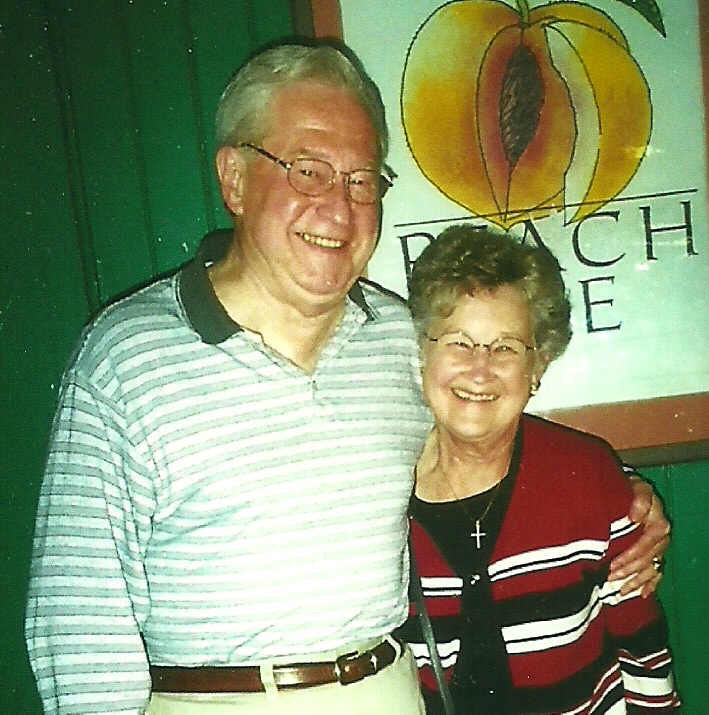 June and Stan Oct 2003
