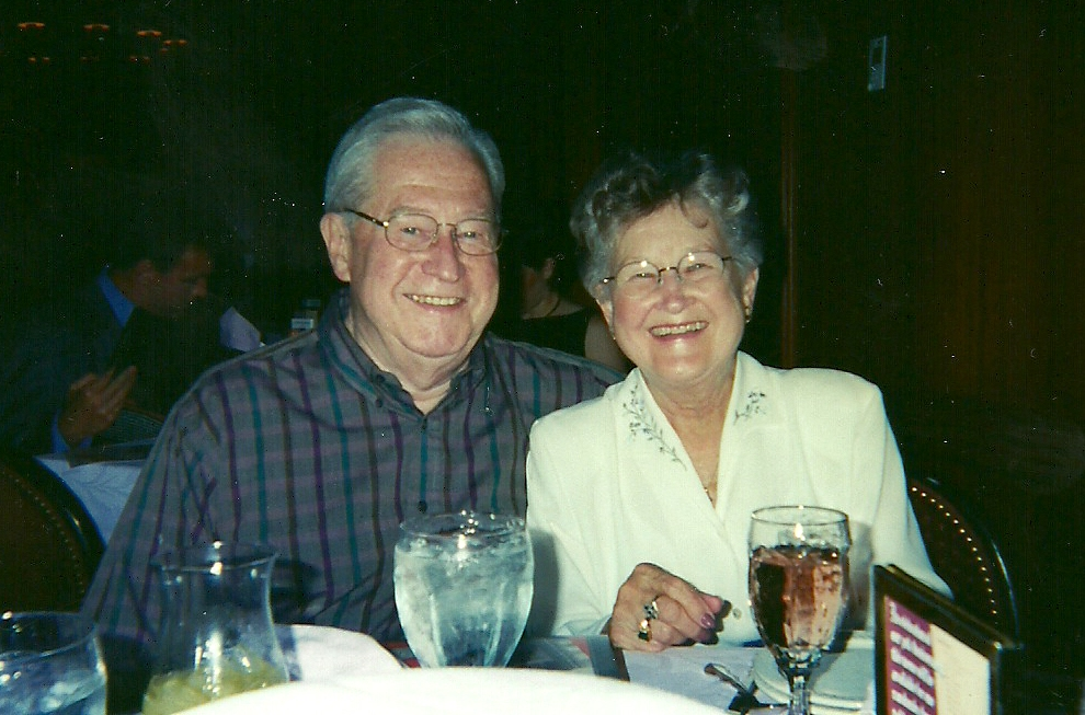 June and Stan 2003