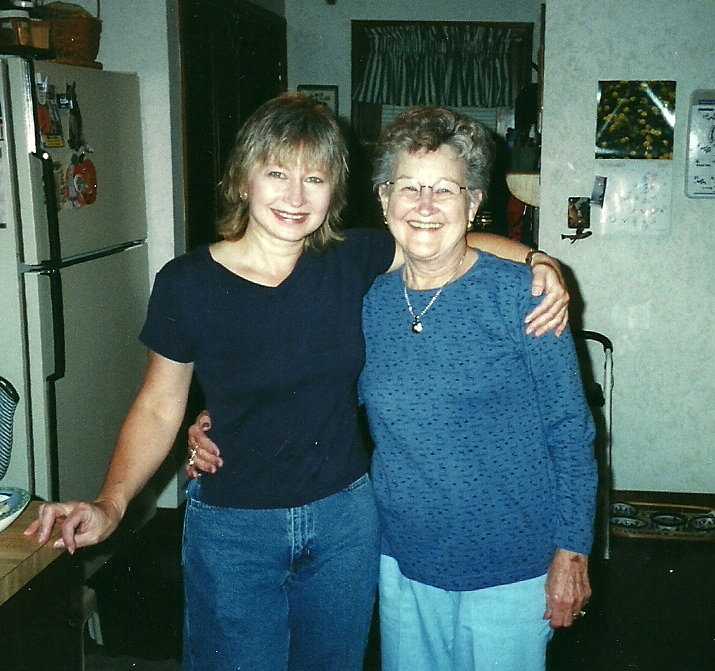 June and susan 2001