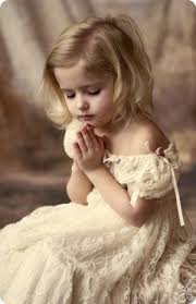 Little Child in Prayer