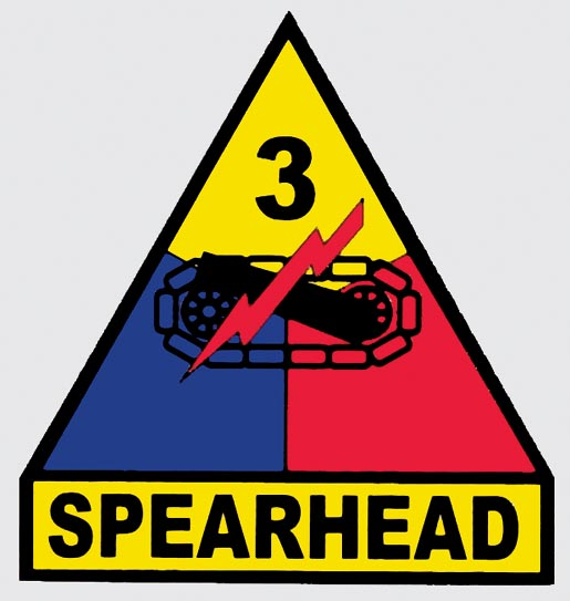 3rd armored Division