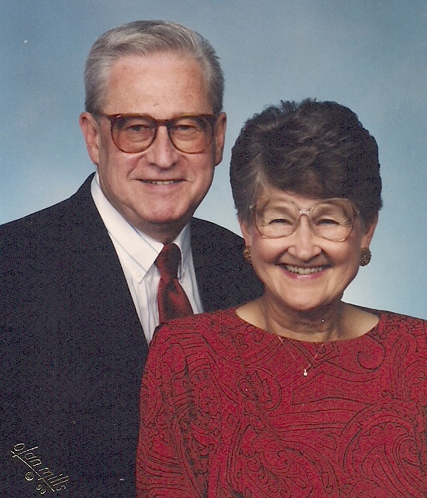 June and Stan 1990