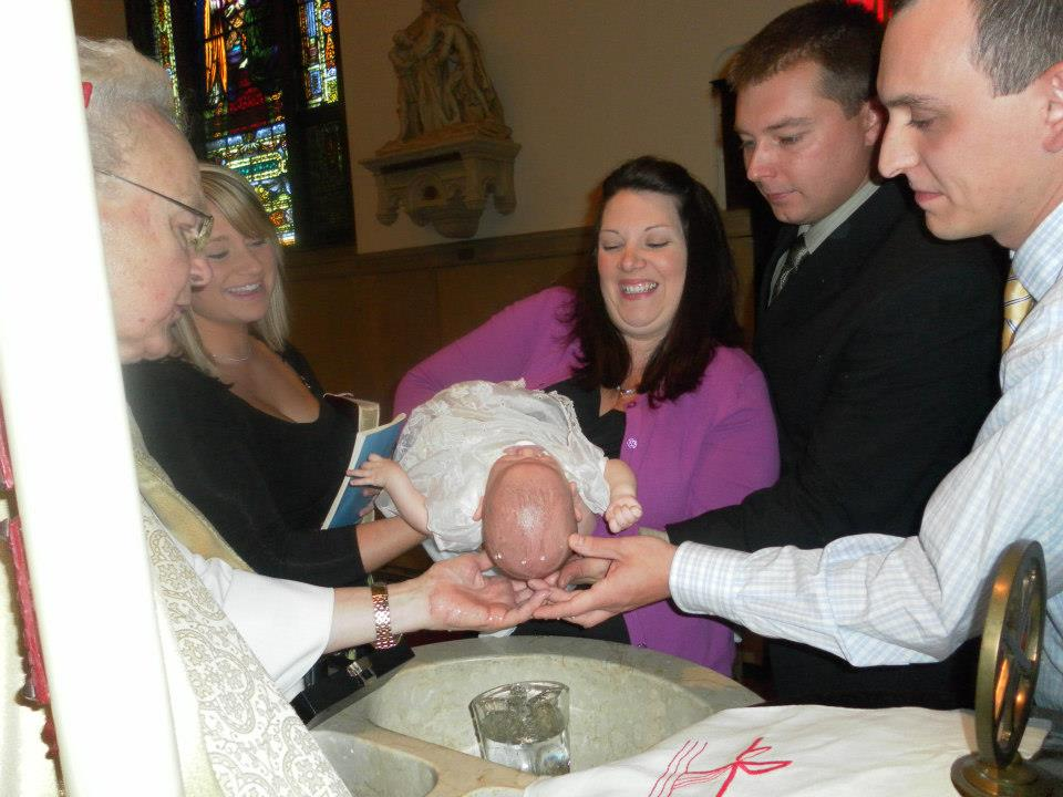 Baptism of Little June