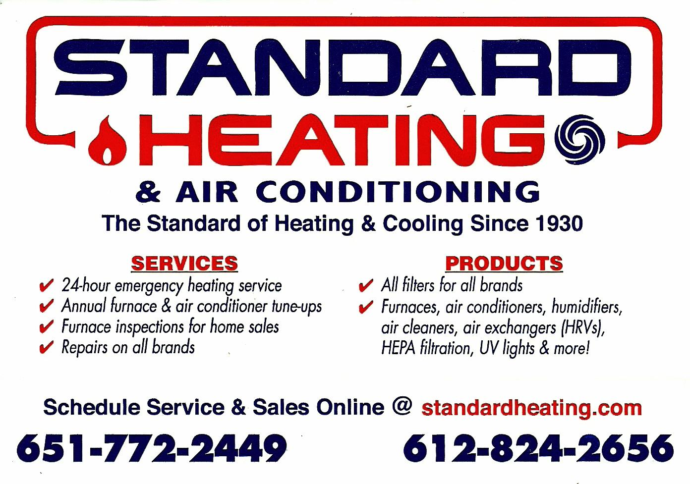 Standard Heating and AC