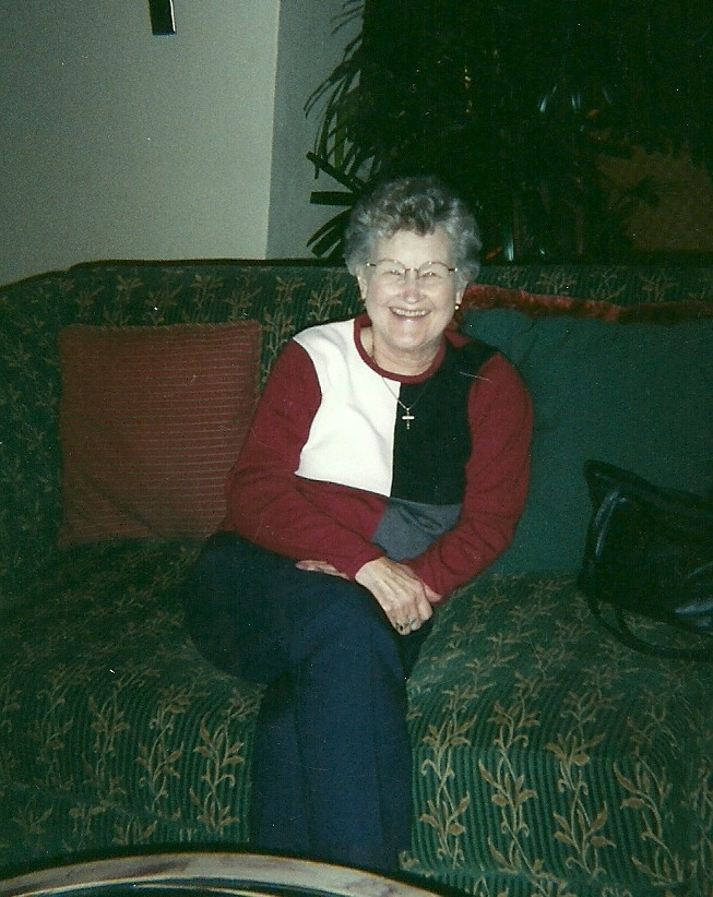 June Berg in AtlantaFEb 2002