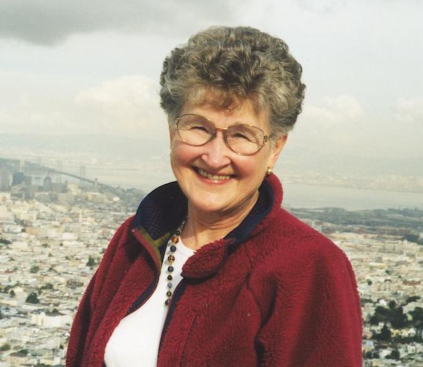 June Berg in San Francisco