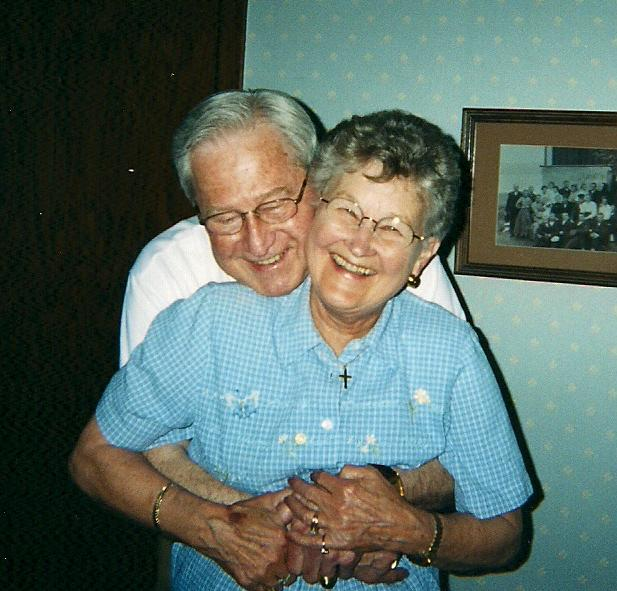 June and Stan 2002
