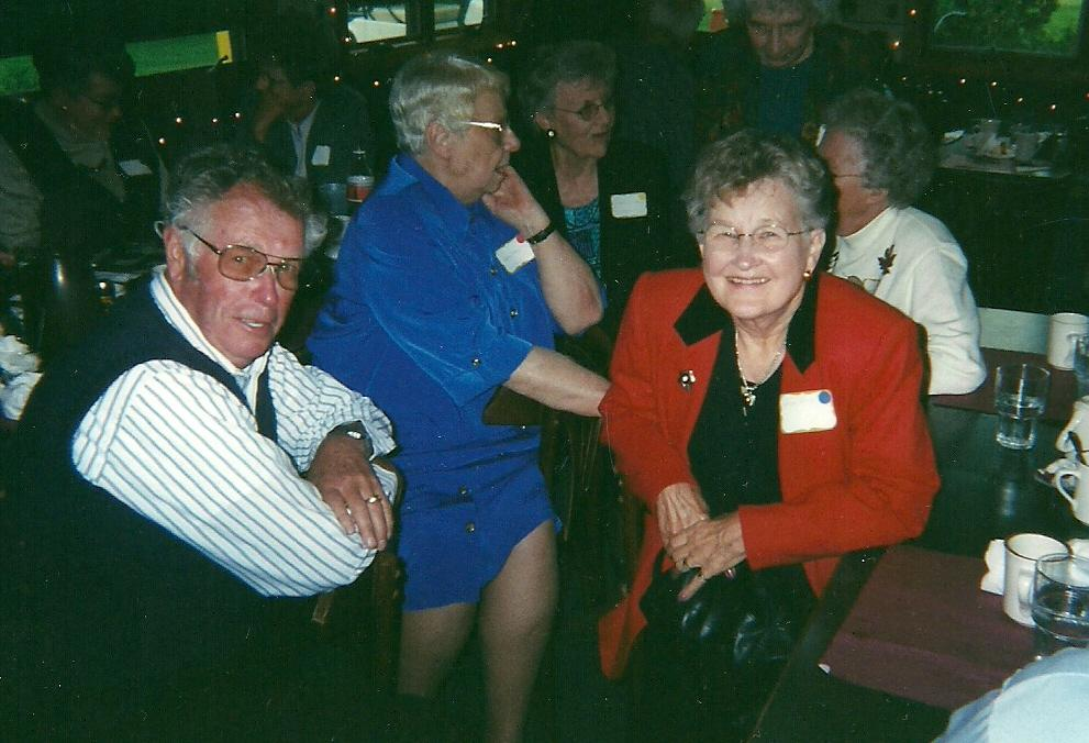 June at Class of 1946 Luncheon 2001