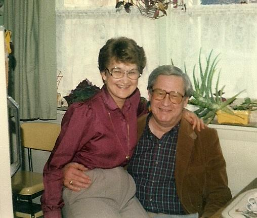 June and Stan 1980's
