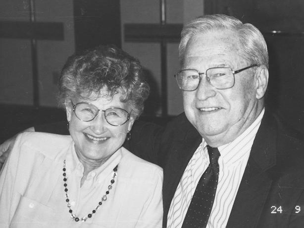 June and Stan September 24th, 1998