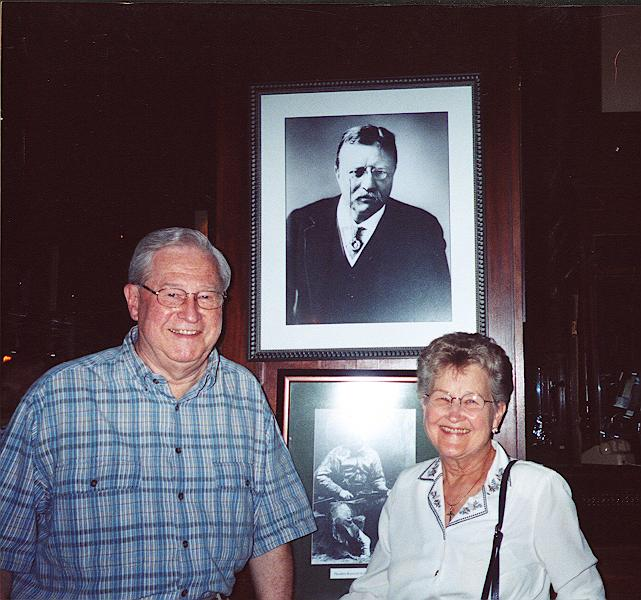 June and Stan May 2002