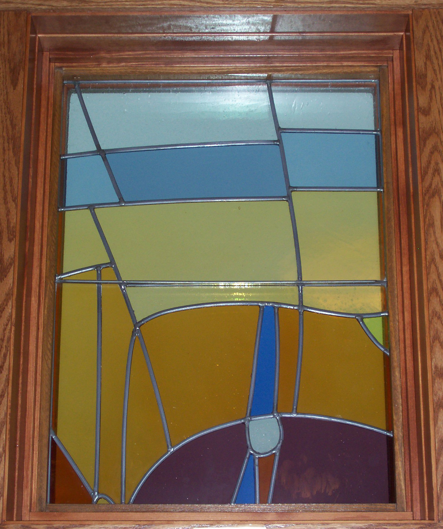Ellen F. Silbaugh window
