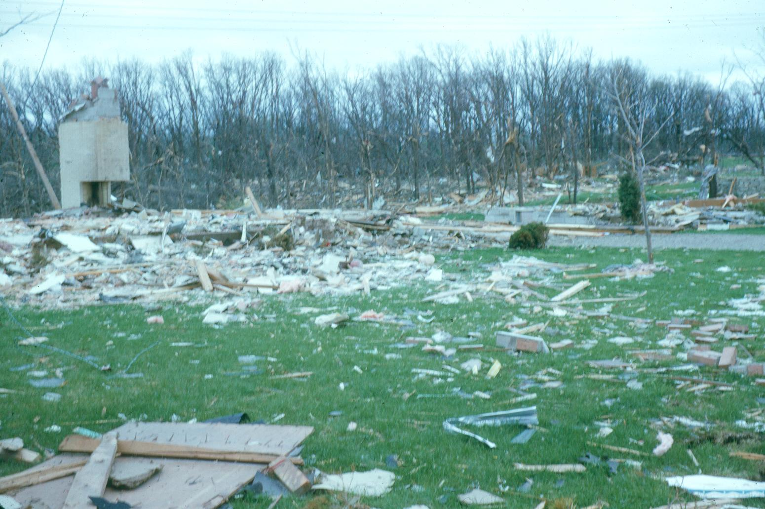 Rice Creek area of Tornadoes