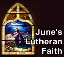 June's Lutheran Faith