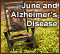 June and Alzheimer's Disease